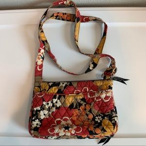 ❤️ Vera Bradley bittersweet quilted crossbody bag